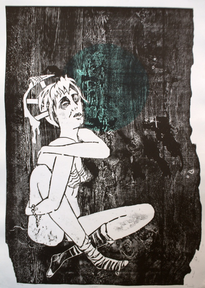 Woodcut series 2012